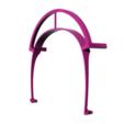 visiere - facial protection covid19 03.PNG Télécharger fichier GCODE gratuit Visiere protection faciale COVID19 - facial protection • Design imprimable en 3D, nielerwan