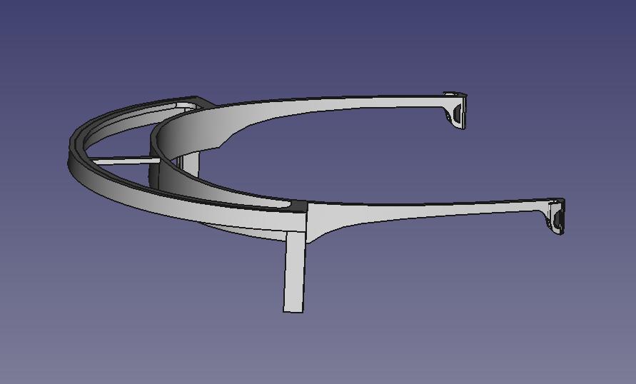 visiere - facial protection covid19 04.PNG Télécharger fichier GCODE gratuit Visiere protection faciale COVID19 - facial protection • Design imprimable en 3D, nielerwan