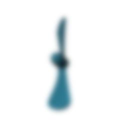 Télécharger modèle 3D gratuit helice 2 pales profil variable, nielerwan