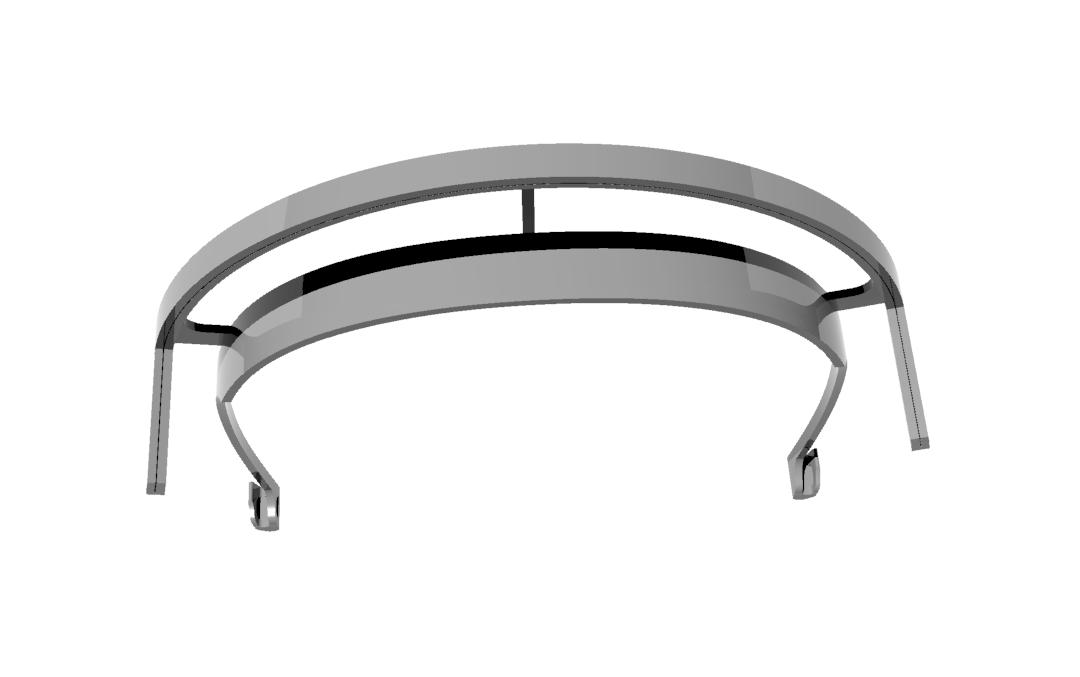 visiere - facial protection covid19 02.PNG Télécharger fichier GCODE gratuit Visiere protection faciale COVID19 - facial protection • Design imprimable en 3D, nielerwan
