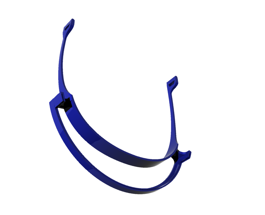 visiere V8 03 - facial protection covid19 01.PNG Télécharger fichier GCODE gratuit Visiere protection faciale COVID19 - facial protection • Design imprimable en 3D, nielerwan