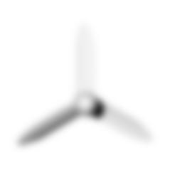 helice_3_pales.stl Télécharger fichier STL gratuit helice 3 pales - propeller 3 blades • Modèle imprimable en 3D, nielerwan