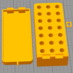 Télécharger fichier 3D gratuit Boîte à buses BIG, AlexHD