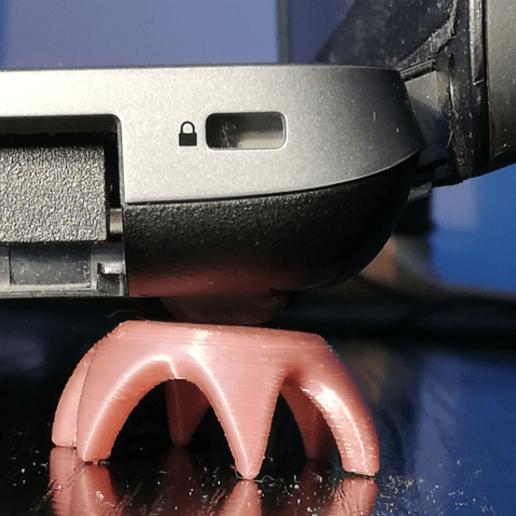 Download free 3D printing models Laptop cooling pad, AlexHD
