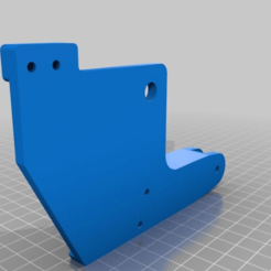 Télécharger fichier 3D gratuit Alfawise U20 BED camera mount, fredondem