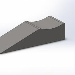 rampa 124.JPG Download STL file Car Ramp 1:24 • 3D printer template, erdemkara94