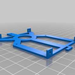 Download free 3D model GTX 1080 Large Fan Holder, urish