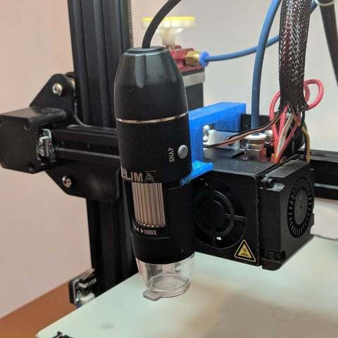 315c4d5dc6fa8cbebb224baf27510b5e_display_large.jpg Télécharger fichier SCAD gratuit Ender 3 Support de microscope USB (personnalisable) • Plan pour impression 3D, urish