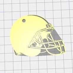 Télécharger fichier STL gratuit logo key browns nfl • Design pour imprimante 3D, jerem170787