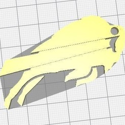 Télécharger fichier STL gratuit logo key key bill bill nfl • Plan pour imprimante 3D, jerem170787
