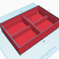 Télécharger fichier 3D gratuit organiseur welcom to the dungeon, jerem170787