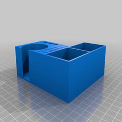 Télécharger fichier imprimante 3D gratuit organisateur legende des 5 anneaux, jerem170787