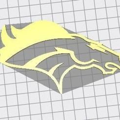Télécharger fichier STL gratuit chargeur de clé logo nfl • Design imprimable en 3D, jerem170787