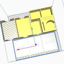 Télécharger fichier imprimante 3D gratuit organiseur la legende des 5 anneaux, jerem170787