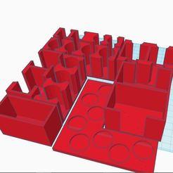 Télécharger fichier impression 3D gratuit organiseur les demeures de l'épouvante, jerem170787