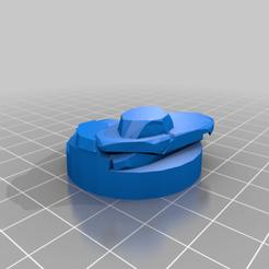 Télécharger plan imprimante 3D gatuit socle 40mm, jerem170787