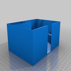 Télécharger plan imprimante 3D gatuit organiseur jdc watizit, jerem170787