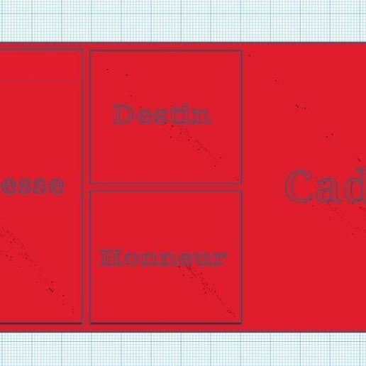 Télécharger fichier 3D gratuit la legende des 5 anneaux, jerem170787