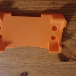 Descargar archivos 3D Soporte y tapa para 2S li-on, vosje