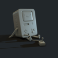 Download 3D printer designs beemo from adventure time, LowSeb