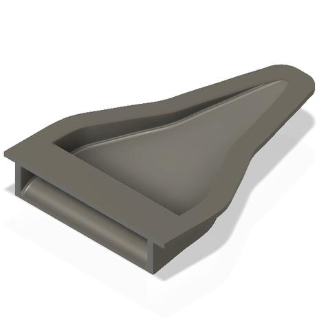Diseños 3D gratis Entrada NACA para vehículo RC, Balsaboy95