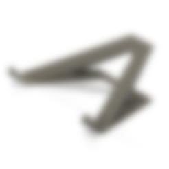 Descargar archivos STL gratis Soporte de teléfono angular, Balsaboy95