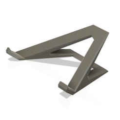 Download free 3D printing files Angular Phone Stand, Balsaboy95