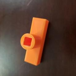 Descargar archivo STL gratis Llave de espiga • Diseño imprimible en 3D, WW3D