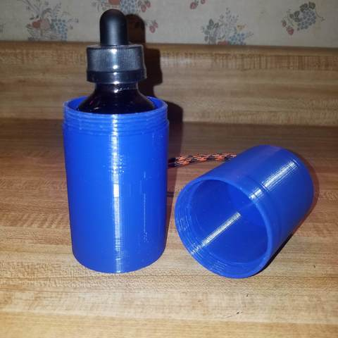 20181225_081803.jpg Download free STL file Threaded Container • Model to 3D print, WW3D