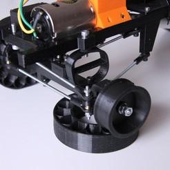 Télécharger fichier impression 3D gratuit Camion imprimé V1 : Ressorts, MrCrankyface