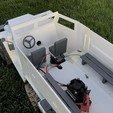 Descargar diseños 3D Camión RC con impresión 3D / Media pista, MrCrankyface