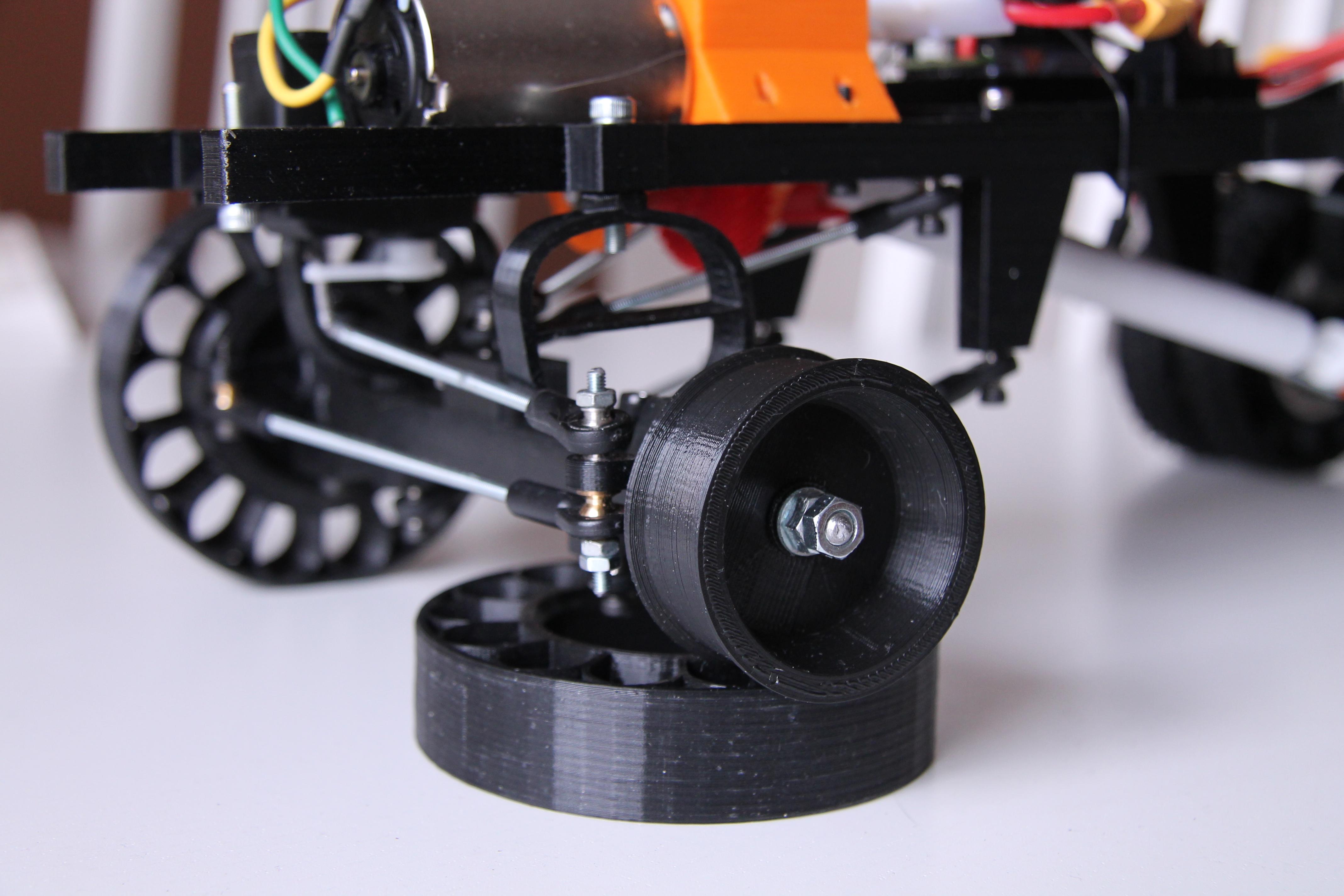 031.JPG Download free STL file Printed truck: Rims • 3D printing template, MrCrankyface