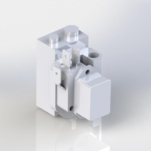 filamentchecker.JPG Télécharger fichier STL gratuit Alarme à filament / capteur • Plan pour impression 3D, MrCrankyface