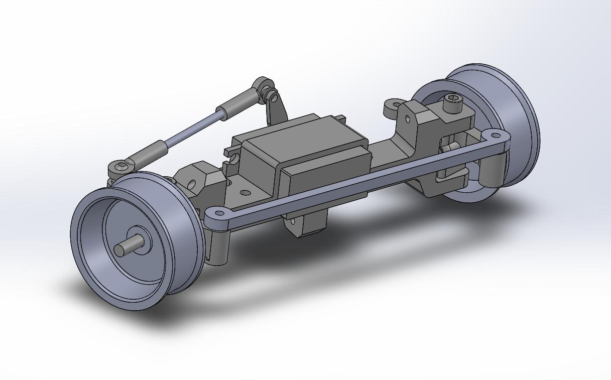 G2GyzsQ.png Download free STL file Printed truck V2: Front axle • 3D printable design, MrCrankyface