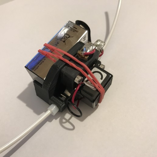 IMG_0423.JPG Télécharger fichier STL gratuit Alarme à filament / capteur • Plan pour impression 3D, MrCrankyface