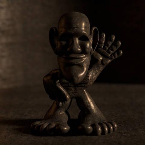 Download free STL file Lil' HeebieJeebie • 3D printable object, DataDink
