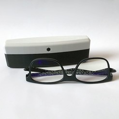 Télécharger STL Etui à lunettes, balky