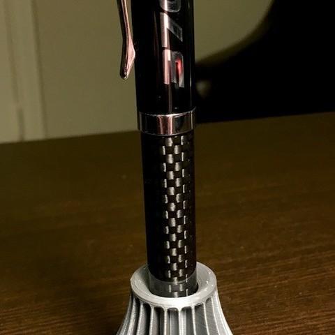 Télécharger fichier 3D gratuit Porte-stylo / Support de stylo, Mr_Tantrum