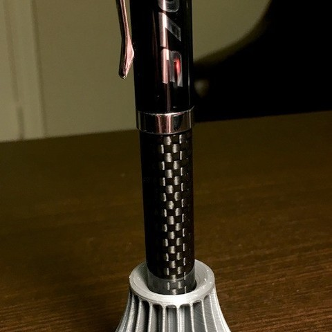 Free 3D printer model Pen Stand / Holder, Mr_Tantrum