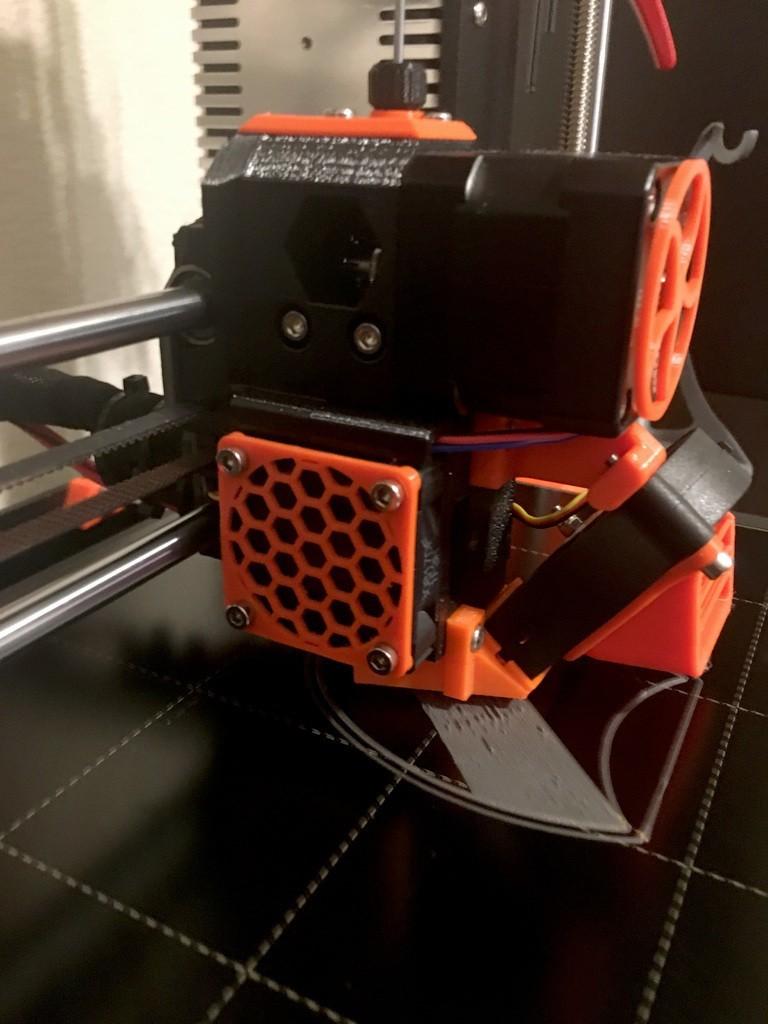 f3ccdd27d2000e3f9255a7e3e2c48800_display_large.jpg Download free STL file Prusa i3 MK3 Hotend Fan Cover/Grille (for black fan without rubber corners) • 3D printer design, Mr_Tantrum
