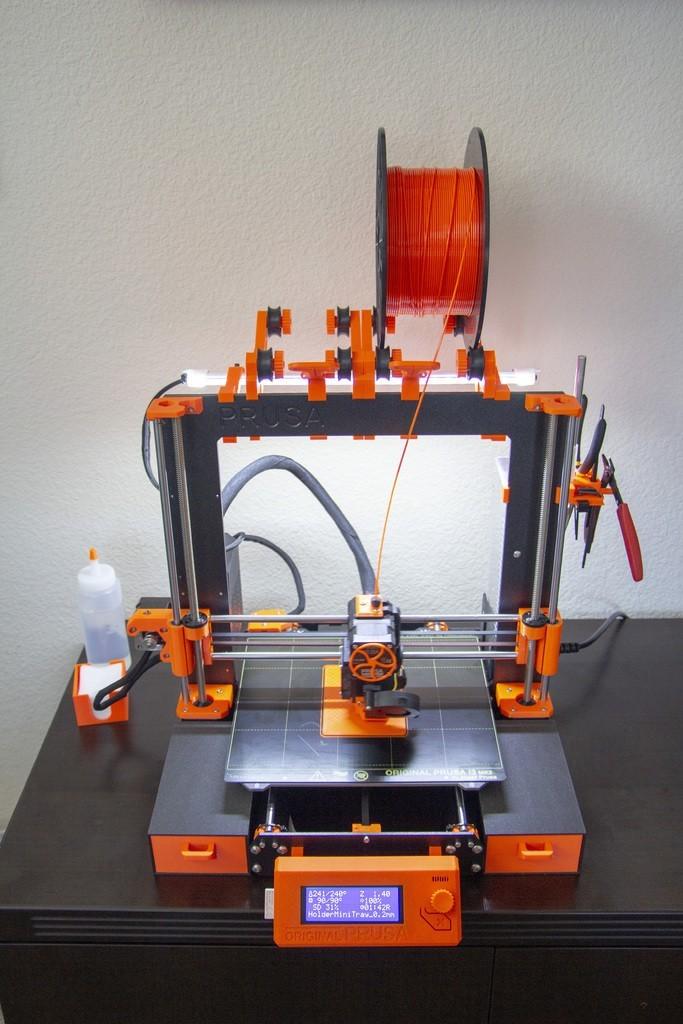 e2c22a0e7da0e88710948e1136b48280_display_large.JPG Télécharger fichier STL gratuit Barre lumineuse Prusa MK3 • Plan pour imprimante 3D, Mr_Tantrum