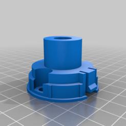 Download free 3D printing files Moen Towel Bar / Paper Holder Mount (Eva + Others), Mr_Tantrum