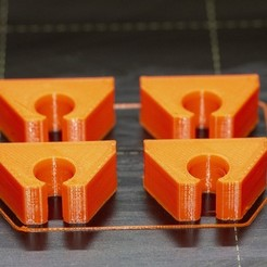 Download free 3D printing models Prusa MK3 Y Rod Holder, Mr_Tantrum