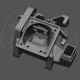 Télécharger objet 3D gratuit CReality (E2/3/4, CR10) double ventilateur de refroidissement 5015 pièces avec support BLTouch, diijaii