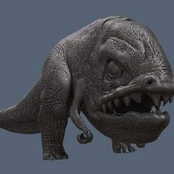 Imprimir en 3D gratis Blurrg, artspam