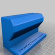Download free STL file X-ACTO Blade Holder • 3D print template, dheinle2010