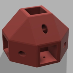 Strong_Leg_Corner.PNG Download free STL file Super Strong Leg Corner • 3D printing object, Aaron_F