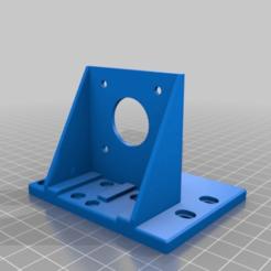 c560d51afe6f0802d2fd74ce12814cfe.png Download free STL file Titan Extruder E3d V6 mount • Template to 3D print, Aaron_F
