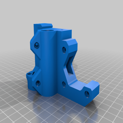 X_End_Motor_v3.png Download free STL file AM8 Bear Extruder X Ends • 3D printing object, Aaron_F
