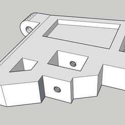FB_IMG_1514666935559.jpg Télécharger fichier 3MF gratuit Bras avant du Traxxas court : Ruster, Bandit, Slash • Design à imprimer en 3D, Aaron_F